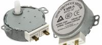 Моторчик вращения тарелки микроволновой печи универсальный H083, MA0913W, MCW501UN